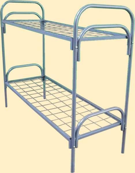 Металлические кровати для лагерей, рабочих, хостелов в Курске фото 6