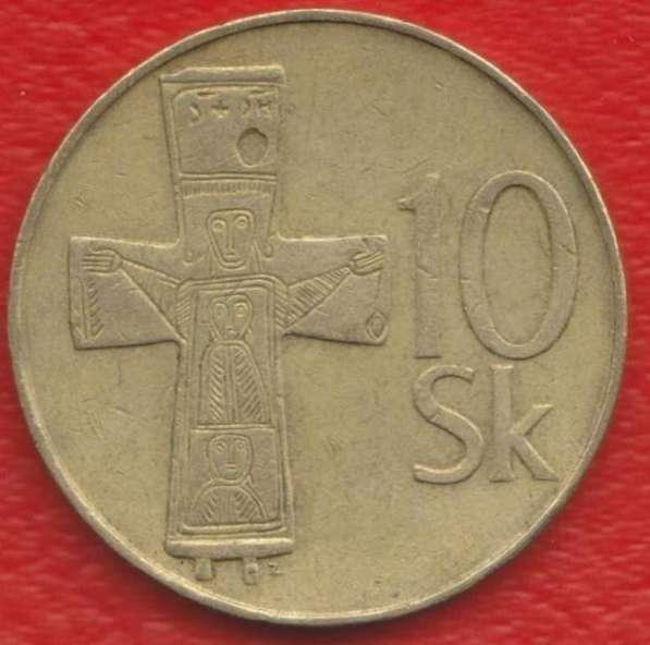 Словакия 10 крон 1994 г.