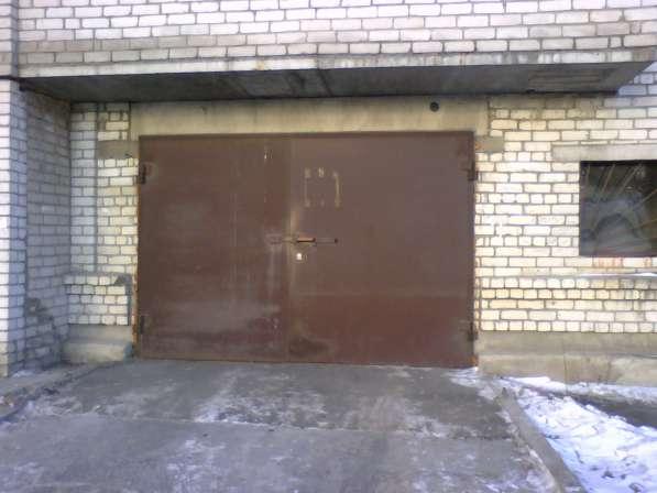 Продается теплый гараж в центре города