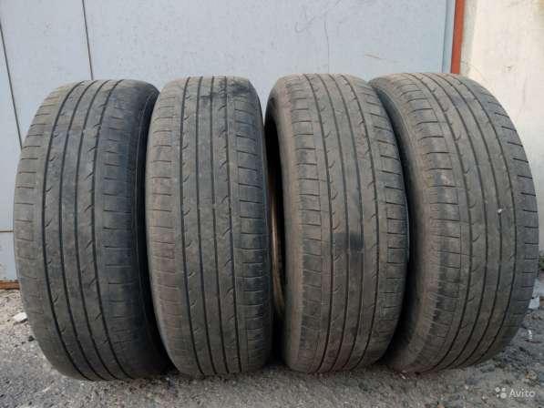 Шины Bridgestone Dueler H/P Sport 235/65 R18 106H в Москве