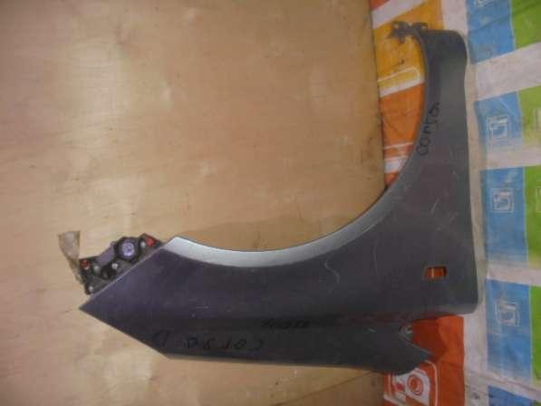 Крыло Opel Corsa D