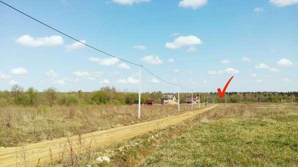 Земельный участок в с. Новопетровское Истринского района