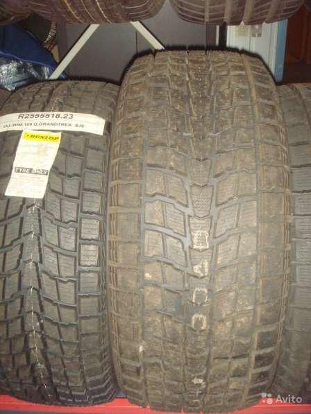 Новые Dunlop 215/70 R16 Grandtrek SJ6 99qзима