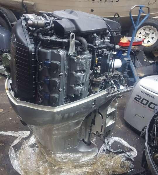 Лодочный мотор Honda BF200