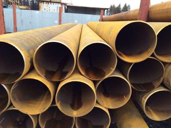 Трубы 325 г/к и п/ш со склада. Трубы стальные б/у