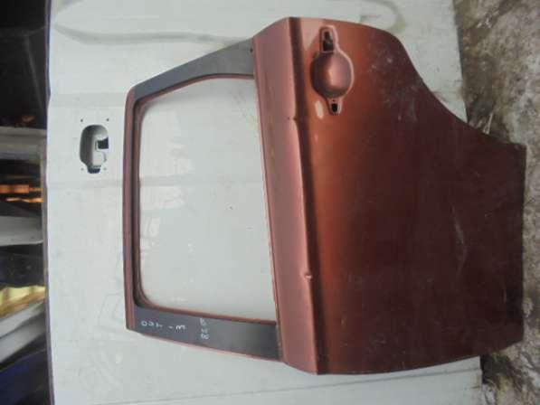 митсубиси аутлендер 3 2013 дверь задней левый бу