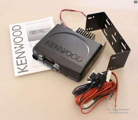 Продается новая рация Кенвуд TK - 7302 с базовой антенной