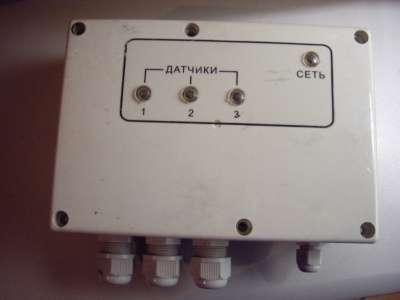 Электронный регулятор -сигнализатор уров