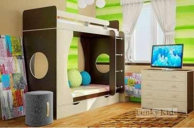ФК 2 ФМ кровать-чердак для двоих детей