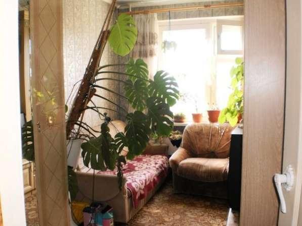 4-х комнатная по Комсомольской 31 в Новосибирске фото 6