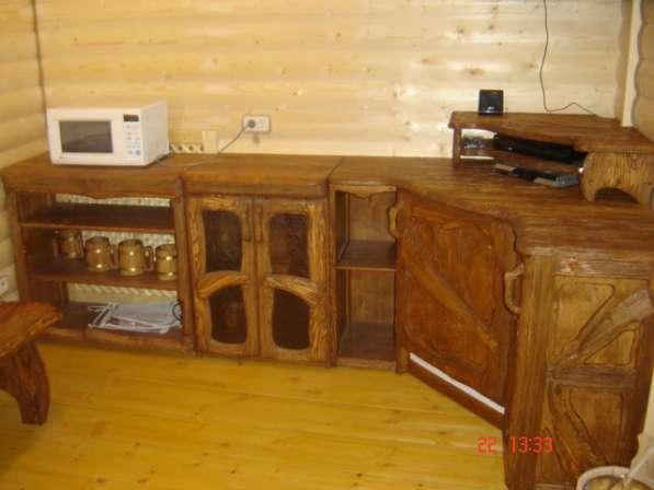 Отделка бань и саун. мебель для бани предбанника в Воронеже фото 11