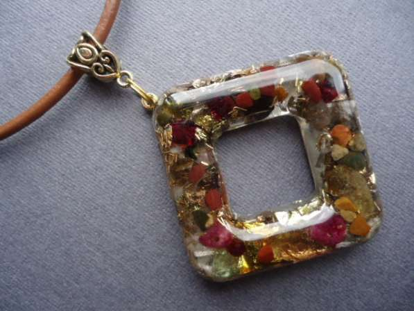 Эзотерические украшения из оргонита в Ижевске фото 5