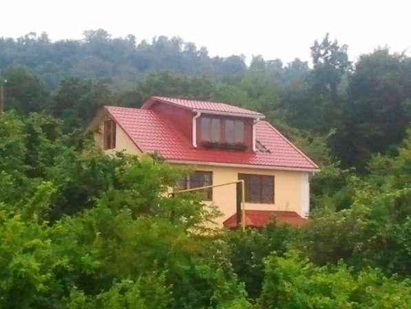 Благоустроенный дом в Сочи