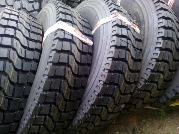 Грузовые шины 12.00R20 TAITONG HS 918