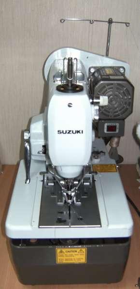 Петельная машина suzuki 323 (Япония) -НОВАЯ