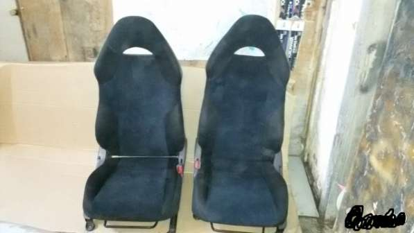 Передние сидения от японских купе