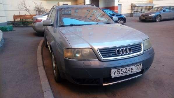 Audi, A6 allroad, продажа в Москве в Москве фото 4