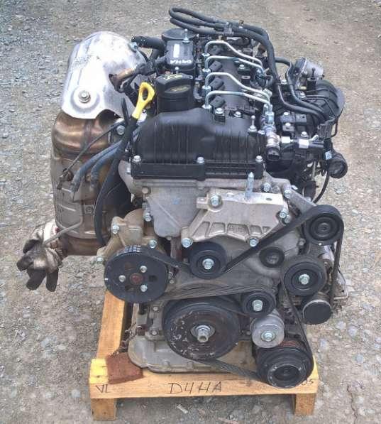 Продам двигатель D4HA в сборе с навесным KIA Sportage