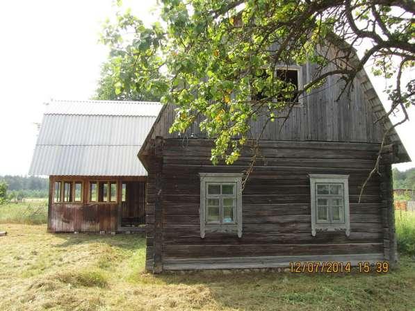 Домик в деревне в фото 7