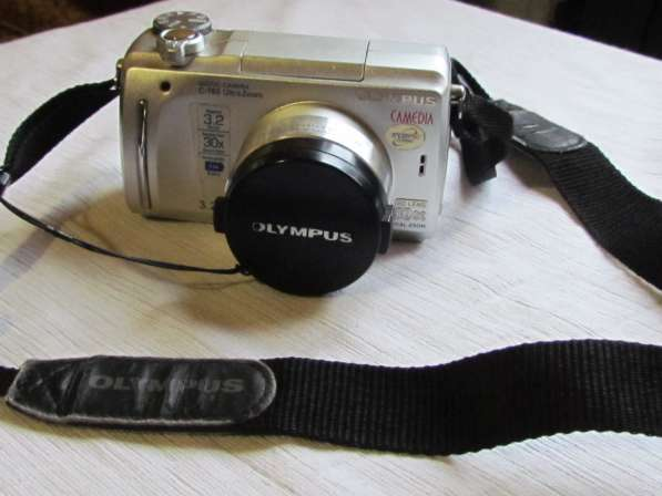 Фотокамера OLYMPUS CAMEDIA C-760 ULTRA ZOOM