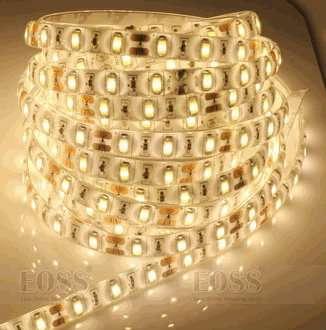 Светодиодная лента SMD5630 17Вт. /м LED EOSS 1480 лм.