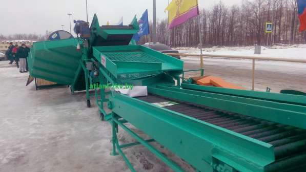 Картофелесортировка «Картберг» М 620 в Астрахани