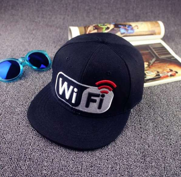 Wi Fi cap бейсболка кепка