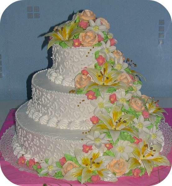 Торт со вкусом
