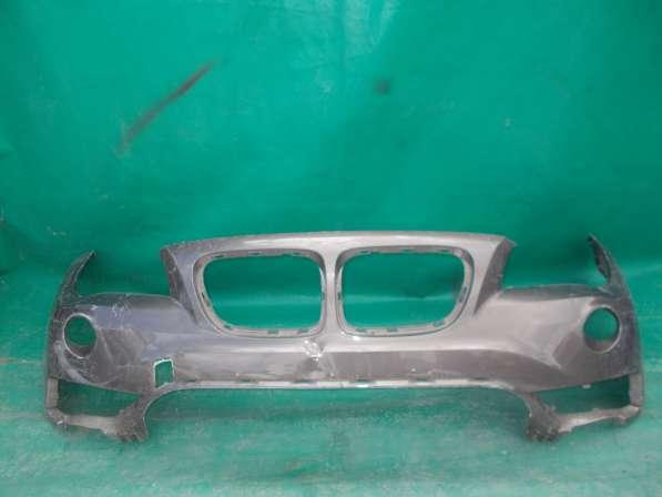 Бампер на BMW X1