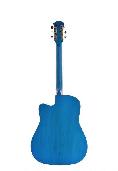 Акустическая гитара Fabio SA105 BLS в Москве