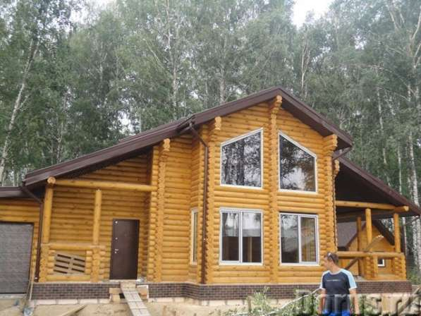 Бригада плотников в Новосибирске фото 11