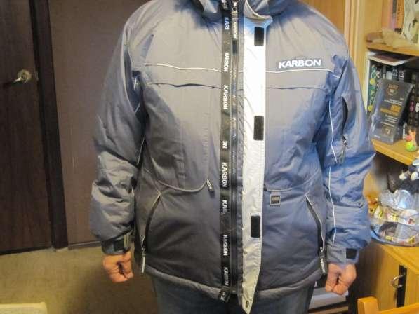 Куртка мужская зимняя Karbon в Москве фото 19