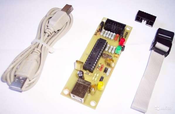 Программатор Usbasp V3.0 USB