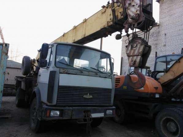 Автокран кс-35715 Ивановец 16 тонн, 18 м.