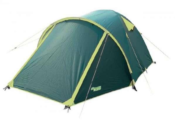 Палатка четырехместная GREENLAND West 4