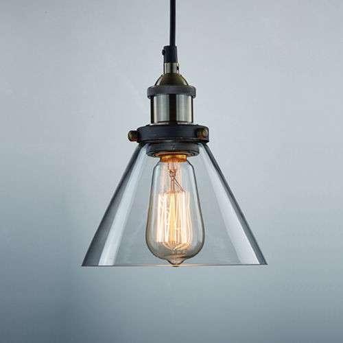 Комплект потолочных светильников Эдисон