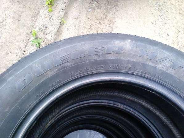Шины Bridgestone Dueler R17 в Кургане фото 7