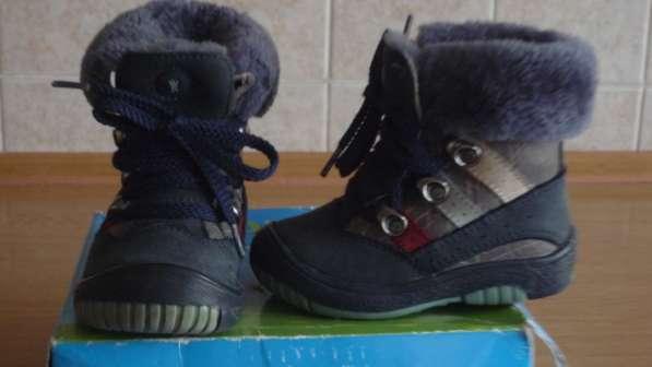 Сапоги и ботинки на мальчика
