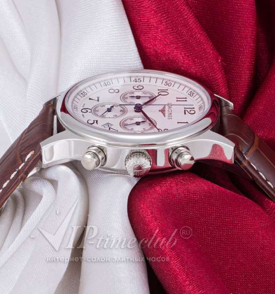 Часы Master Chronograph от Longines