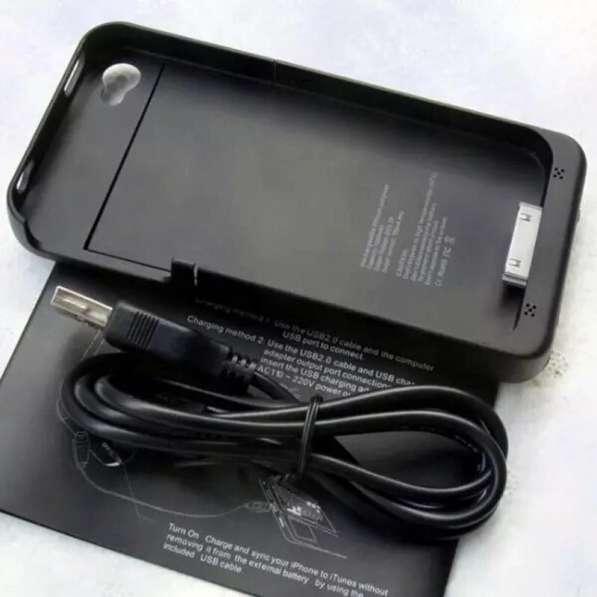 Чехол с аккамулятором iPhone 4