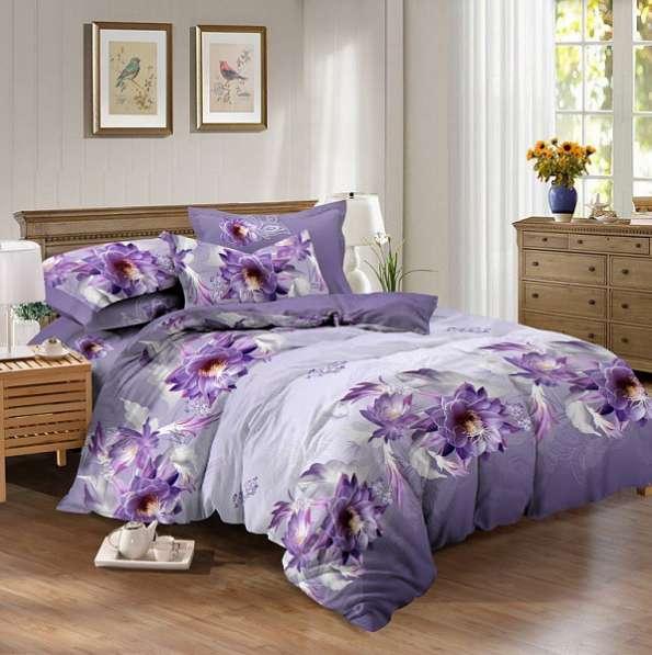 Вариация расцветок и стилей в постельном белье из поплина от в Иванове фото 14