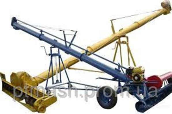 Погрузчики шнековые ШП-1 - ШП-100 (производ-стью 1-100 тн)