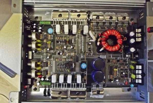 Ремонт автомобильных усилителей звука