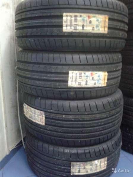 Новые немецкие Dunlop 255 45ZR20 Sport MaxGT