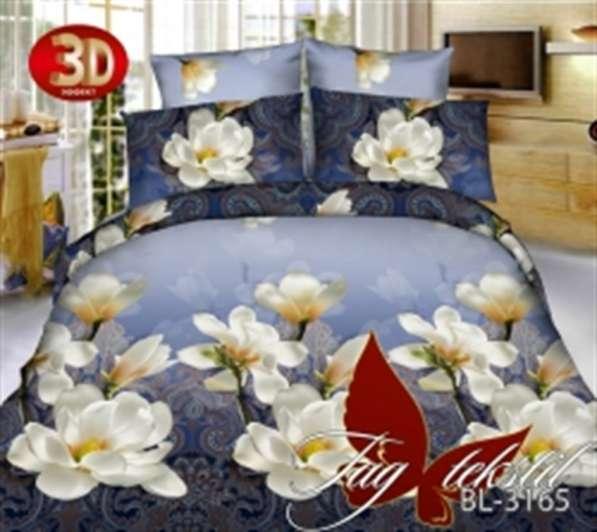 Комплекты постельного белья Поликатон 3D 1|5/ 2X. EB