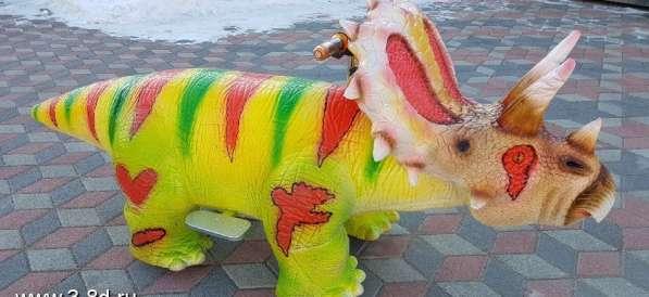 Электромобиль динозавр - идея для бизнеса