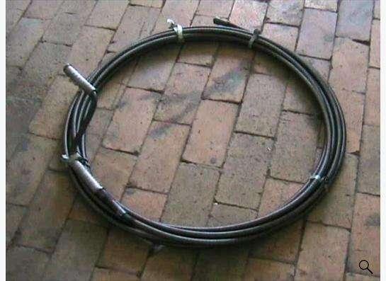 Тросы сантехнические для прочистки канализационных труб
