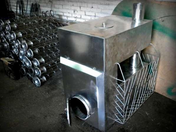 Печь из нержавеющей стали