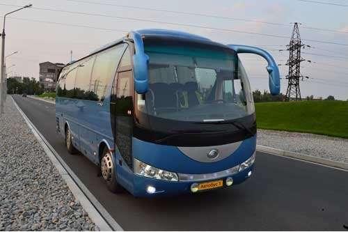Заказ, аренда автобуса в Днепропетровске