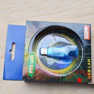Сетевая карта USB 2.0 Fast Ethernet